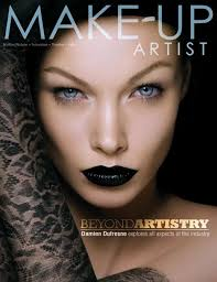 hub make up educational material magazines makeup artist magazine issue 95