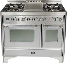 double oven gas range with griddle. Perfect Double With Double Oven Gas Range Griddle U