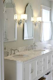 Double Mirrored Bathroom Cabinet 17 Best Images About New Vintage Master Bathroom On Pinterest