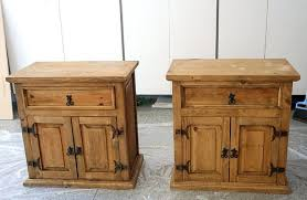 image rustic mexican furniture. Wonderful Rustic Pine Nightstand 1000 Images About Mexican Furniture On Pinterest Solid Image R