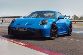 Pero más allá de esta cifra, sus señas de identidad son una nueva suspensión delantera de doble triángulo que mejora significativamente su. 2021 Porsche 911 Gt3 Revealed With Naturally Aspirated Engine And Manual Gearbox Autocar India