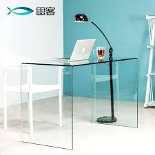 contemporary glass desk wonderful contemporary glass computer desk on furniture design regarding modern decorations modern glass contemporary glass desk