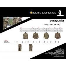 Patagonia Level 9 Combat Uniform Multicam