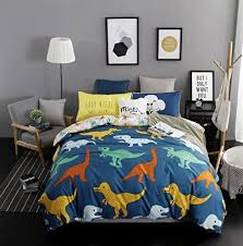 20 kids dinosaurs bedding set for your