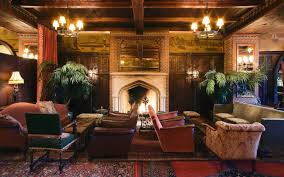 Living Room Bar Nyc New Yorks Best Fireplace Bars Travel Leisure