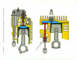 parts of l head and overhead valve