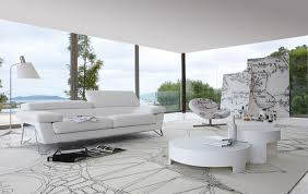 white quilted sofa extraordinary white quilted roche bobois sofa set with cool circular coffee table placed on center part of patterned rug