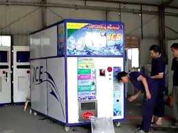 Ice Vending Machine Mesmerizing Ice Vending MachineAVI YouTube