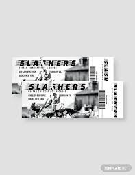 Admission Ticket Template Free Download Free Concert Admission Ticket Template Download 96 Tickets In Psd