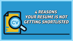 4 Reasons Your Resume Is Not Getting Shortlisted Aasaanjobs Youtube