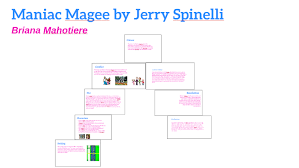 Maniac Magee Plot Chart Maniac Magee By Briana Mahotiere On Prezi