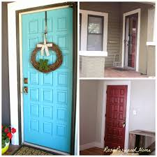 turquoise front doorFresh Turquoise Front Door Color 43 For Your with Turquoise Front