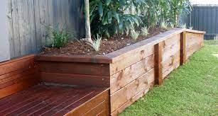timber retaining walls oj fencing