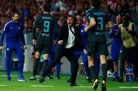 Como no es cuestión de acostumbrarse, el chelsea regresó enseguida a su costumbre anterior #13 27/09/2017 22:52 horas. Batshuayi Strikes Late To Give Chelsea Win At Atletico Madrid