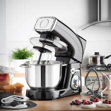 review of the vonshef 1200w food mixer