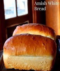 Amish White Bread Fluffy Old Fashioned Loaf