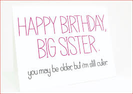 Happy Birthday Sister Funny Cards 25 Happy Birthday Sister Quotes