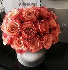 this high line fl bouquet is styled with a 18 free spirit