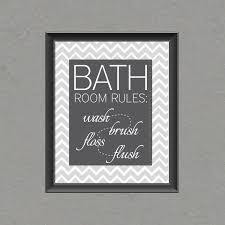bathroom art prints black and white. chevron bathroom wall art printable 850 via etsy prints black and white e