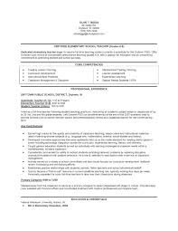 Infant Teacher Resume Resume Infant Teacher Resume Awesome Collection Of Cover Letter 15