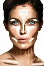contour his nose and create definition part makeup artist level bronzing