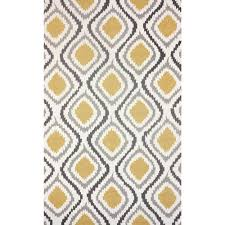 nuloom matthieu sunflower 6 ft x 9 ft area rug