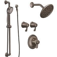 mts270orb exact temp tub shower faucet trim trim kit oil rubbed bronze at fergusonshowrooms com