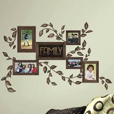 family frames for wall piece family frames wall decal family frames wall