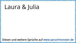 Laura Julia Spruchmonsterde
