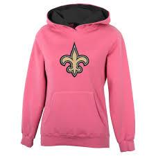 Orleans amp; Black Sweatshirt Saints New Gold - Sports Pink