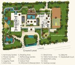 Small Picture Wang Residence Ground Floor Plan Wang Residence Jakarta