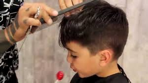 Fades Hair Style how to give your kid a mod fade haircut tutorial youtube 2021 by wearticles.com