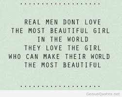 How To Love A Woman Quotes Amazing 48 Quotes About What Men Really Love In Women