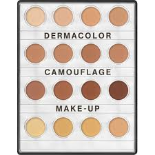 Dermacolor Camouflage Cream Shade Chart Pale Creme Stick