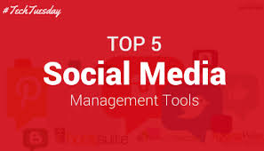 Top 5 Social Media Management Tools #TechTuesday | Warren ...