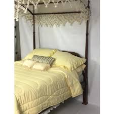 Full Size Canopy Bed - Visual Hunt