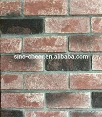 brick wall covering plastic brick wall wall decorative plastic stone brick panels stone brick look exterior