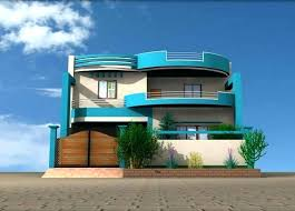 Virtual Exterior Home Design Impressive Decorating Ideas