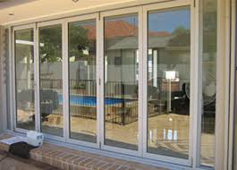 external bifold door blinds