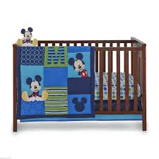 mickey mouse junior bedding