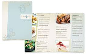 Word Templates Menu Cafe Deli Menu Template Word Publisher