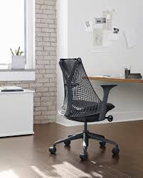 herman miller sayl® chair basic  black  gr shop canada