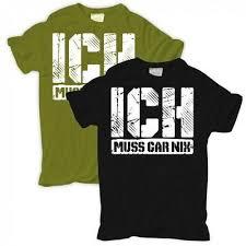 Männer T Shirt Sprüche Spruch Lustig Fun Spass Witzig Neu Größe Xl
