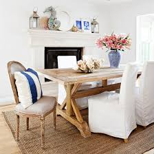 dining room inspiration. decorating with blue: dining room inspiration e