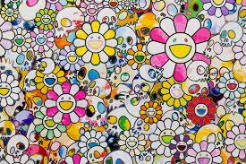 Murakami neon light homeless penthouse takashi murakami art. Desktop Takashi Murakami Wallpaper Hd 640x427 Download Hd Wallpaper Wallpapertip