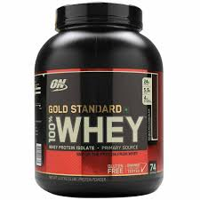 on optimum nutrition gold standard 100 whey protein 5lbs