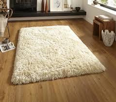 odd cream fluffy rug area ideas