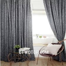 Black Patterned Curtains Unique Inspiration Ideas