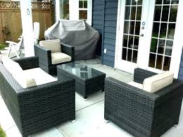 outdoor furniture conversation sets patio furniture conversation set better homes and garden carter hills outdoor conversation
