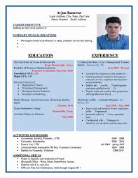 Most Common Resume Format Unique Qa Qc Resume Sample Cv Format For